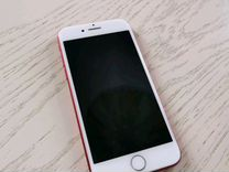 iPhone 7 256 Gb red