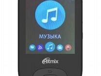 Mpr3 плеер Ritmix RF-5100BT 4Gb Black
