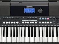 Синтезатор yamaha PSR-E433 — Музыкальные инструменты в Геленджике