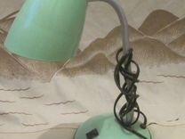 Лампа настольная рабочая