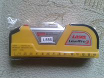 Лазерный уровень с рулеткой-Новый