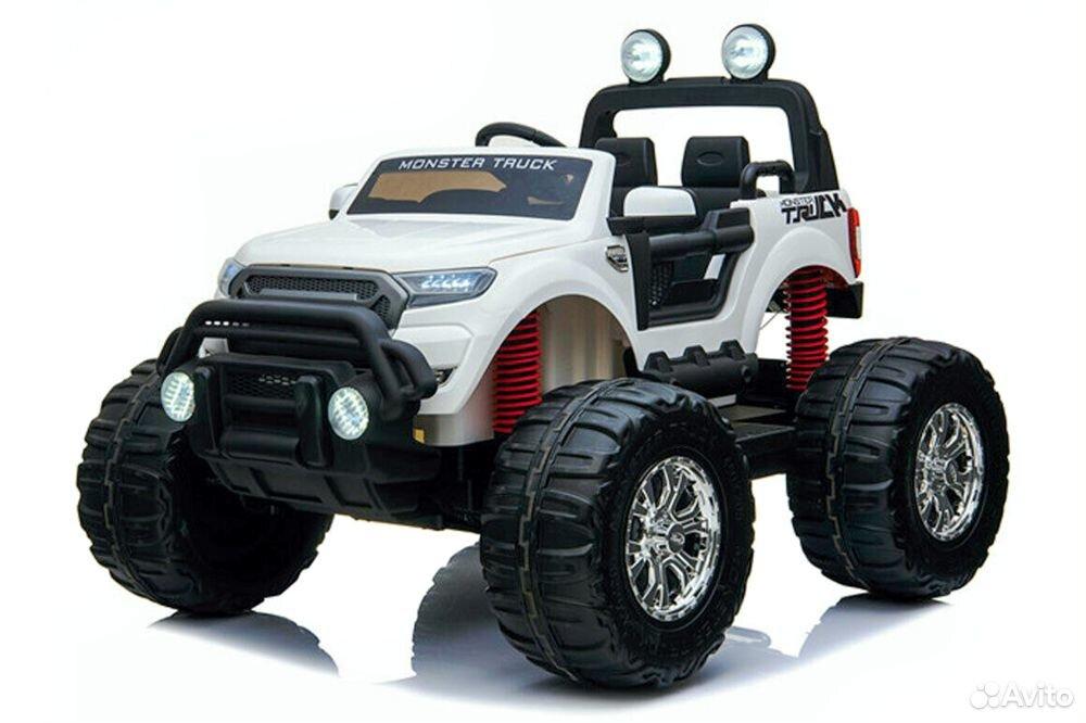 Детский электромобиль Ford Ranger Monster Truck