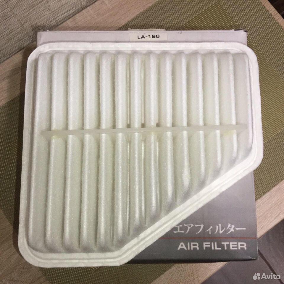 89529116353  Фильтр воздушный LA-198 lynxavto