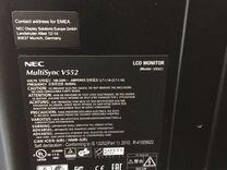 LCD панель NEC V552 55'