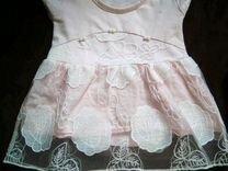 Платье до 6 месяцев