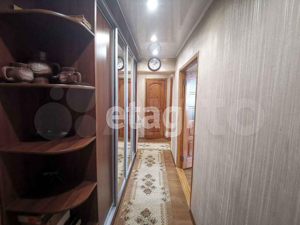 3-room apartment, 61 m2, 4/9 FL.  89610020640 buy 4
