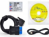Автосканер TCS Pro для грузовых и легковых А/М — Запчасти и аксессуары в Пензе