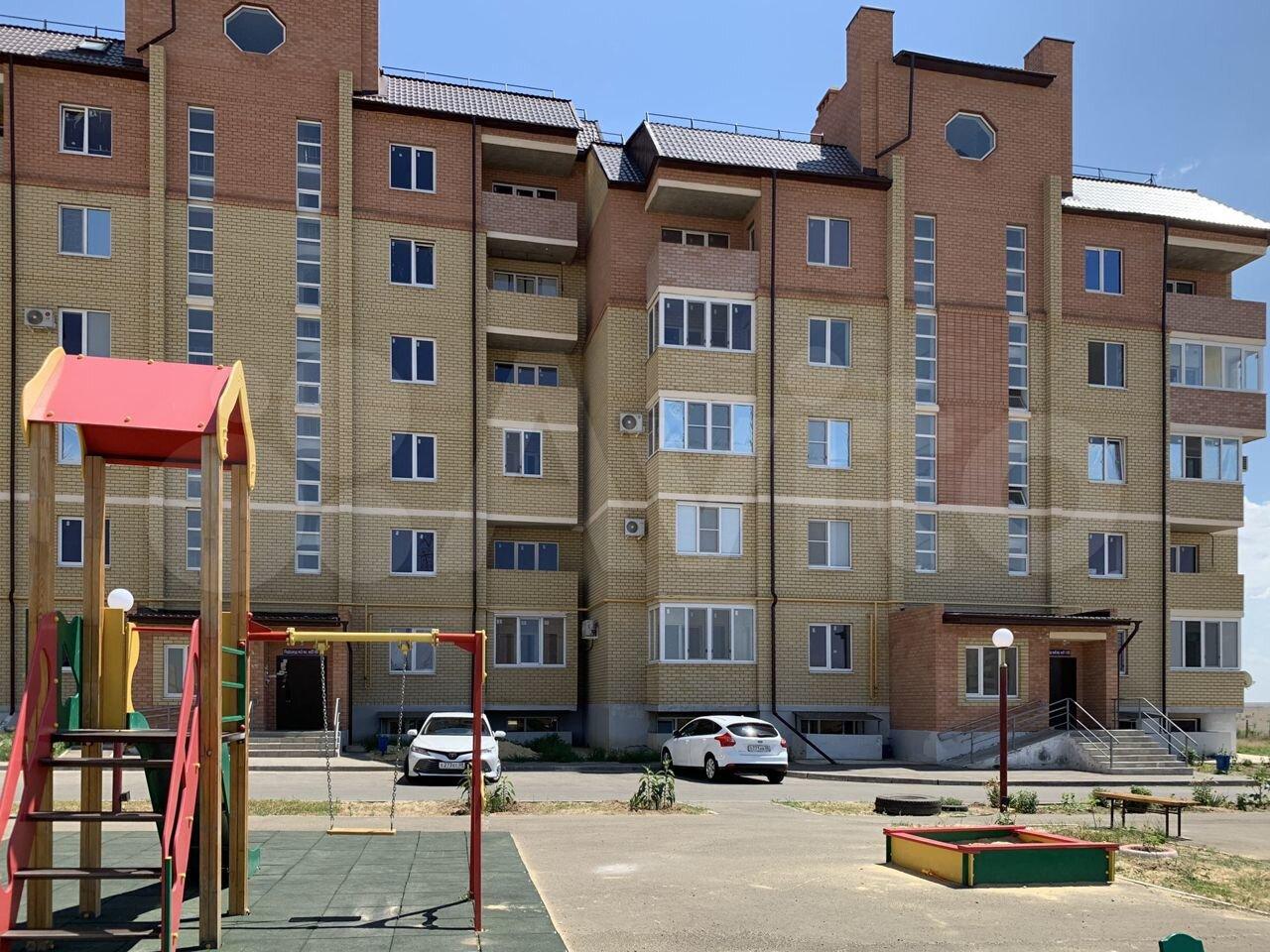 1-к квартира, 49 м², 6/6 эт.