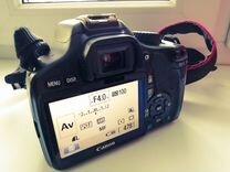 Canon 550D — Фототехника в Магнитогорске
