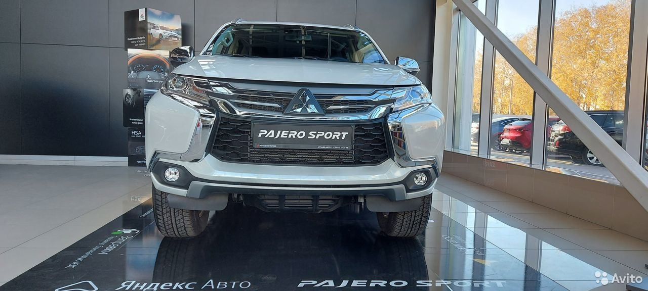 Mitsubishi Pajero Sport, 2020  88422227719 купить 2
