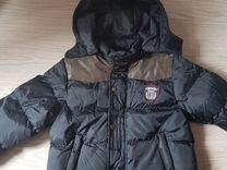 Зимняя куртка для мальчика Orchestra
