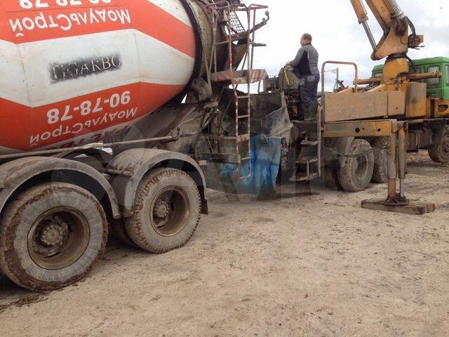 бетон м350 ярославль
