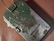 Фонарик карманный на батарейке СССР 1974 год