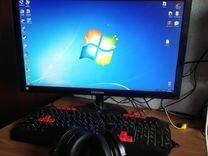 Игровой компьютер остальное в описании