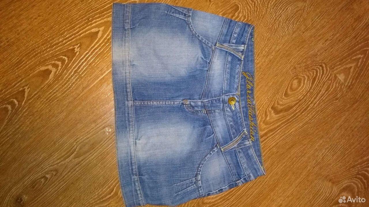 Юбка джинсовая  89517498281 купить 1