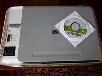 Принтер HP Pfotosmart C4283