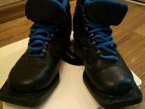 Лыжные ботинки 35 р-р