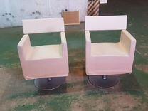 Парикмахерское кресло Maletti Италия — Оборудование для бизнеса в Москве