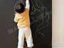 Доска стикер наклейка рисовать мелом алфавит азбук