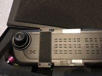 Зеркало-видеорегистратор с двумя камерами