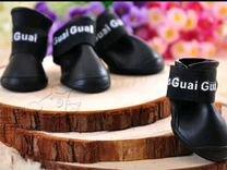 Обувь и носки для собак