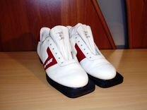 Ботинки лыжные Botas СССР винтаж