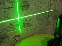Лазерный уровень зелёный луч — Ремонт и строительство в Москве