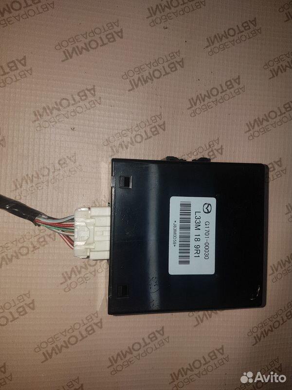 89530003204  Блок управления Mazda cx-7 мазда