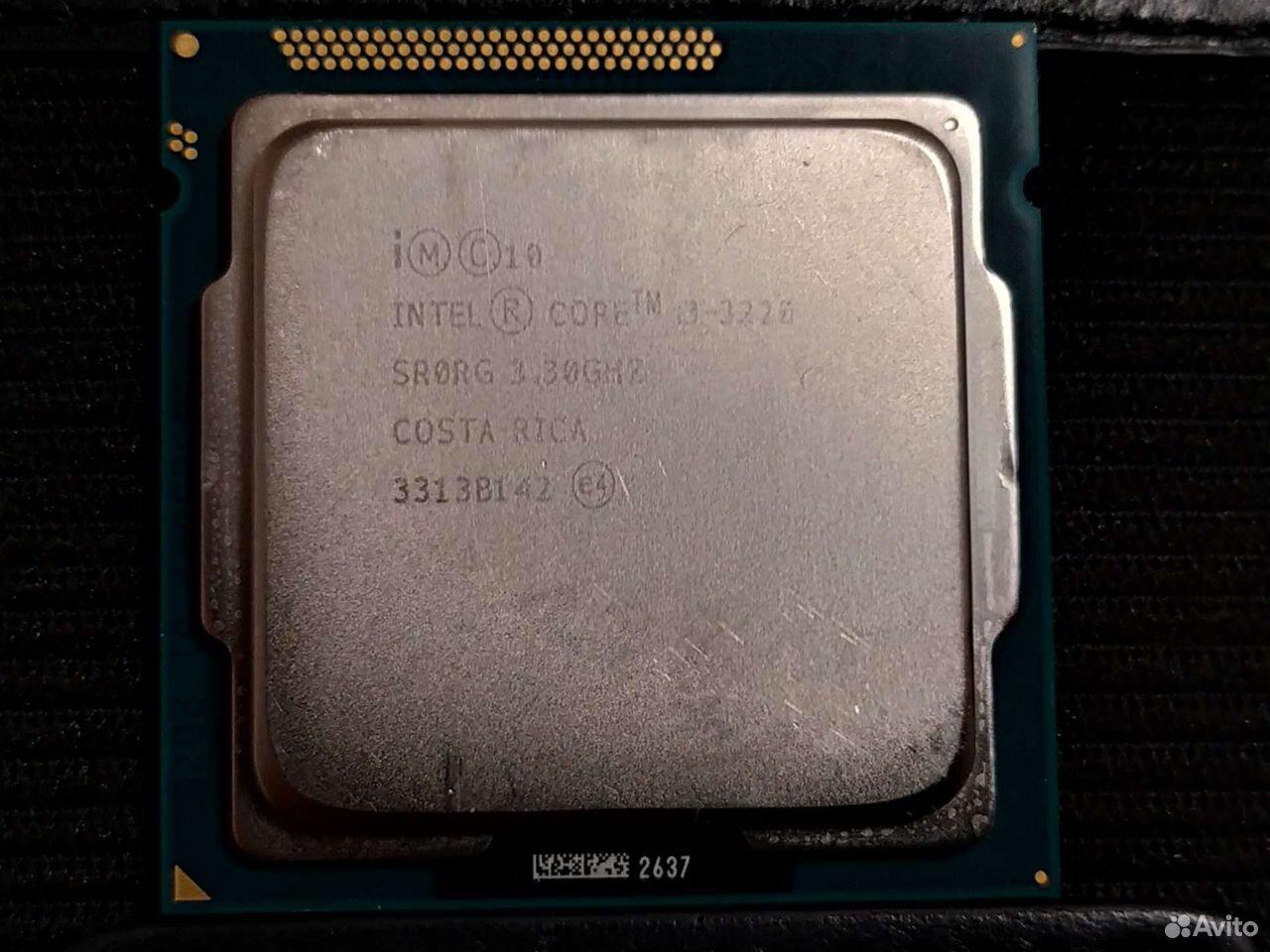 Процессор Intel Core i3-3220  89095151805 купить 1