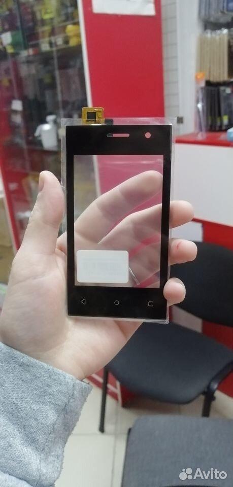 Touch Highscreen Pure J (черный)  89003081353 купить 10