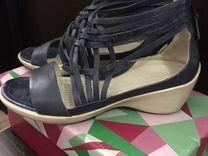 Босоножки ecco — Одежда, обувь, аксессуары в Челябинске