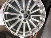 Диски 19 rad от Range Rover sport 2012