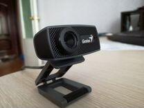 Продам веб камеру genius FaceCam 1000X V2