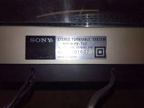 Продам проигрыватель Sony PS-T20