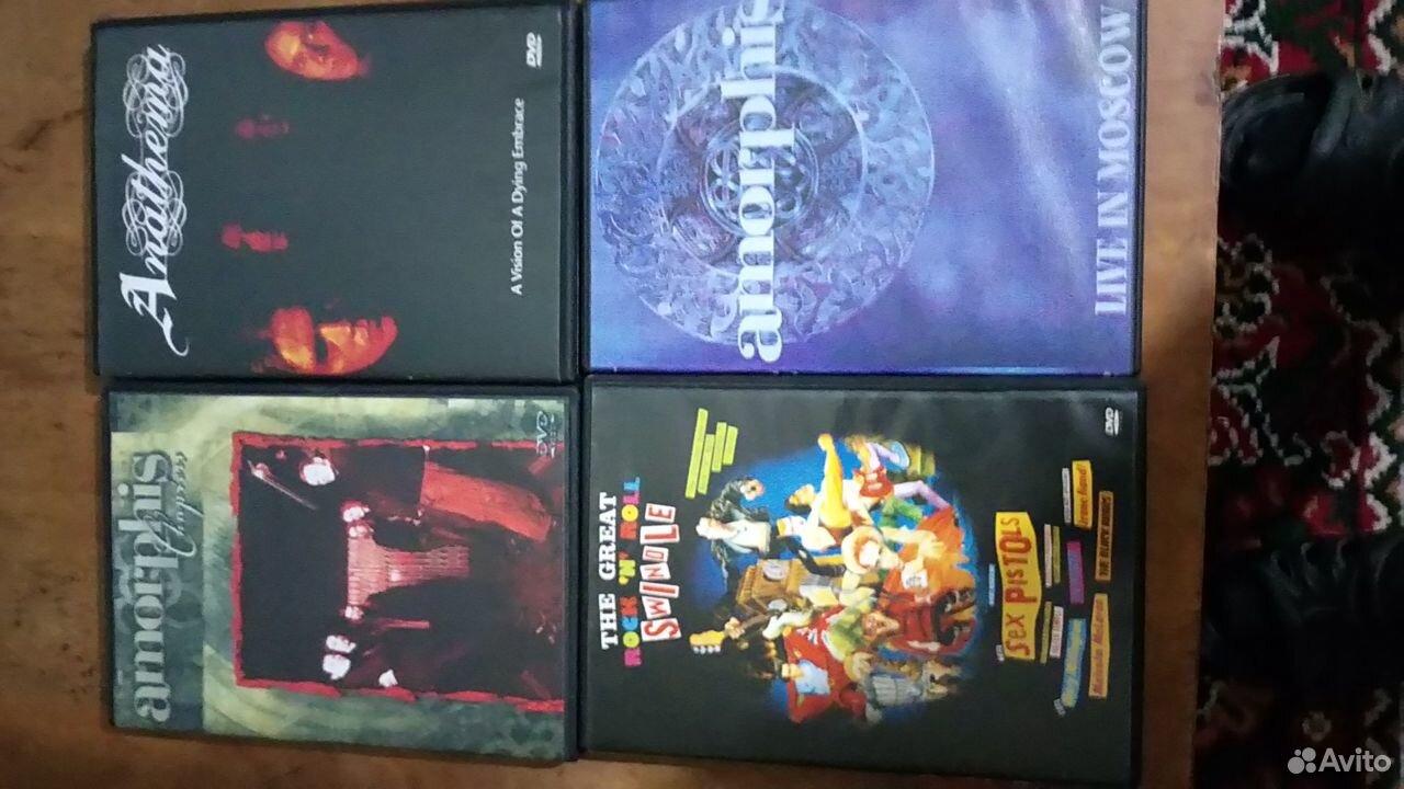 DVD, музыка (метал) 89992244626 купить 1