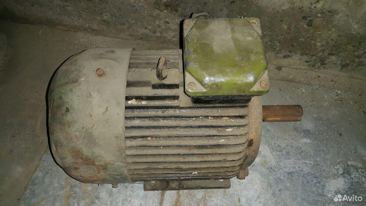 Электродвигатель асинхронный 7.5 квт 380в  89385501376 купить 1