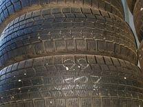 Шины зима липучка б/у Dunlop DS-3 205-60R16 4-2шт