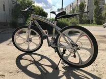 "Велосипед Mercedes-Benz 26"""