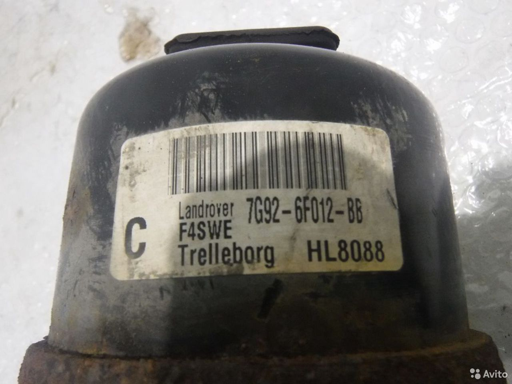 Подушка двигателя Ленд Ровер Freelander 2  88124673703 купить 5