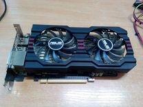 Видеокарта Asus GTX 660 2Gb 192bit