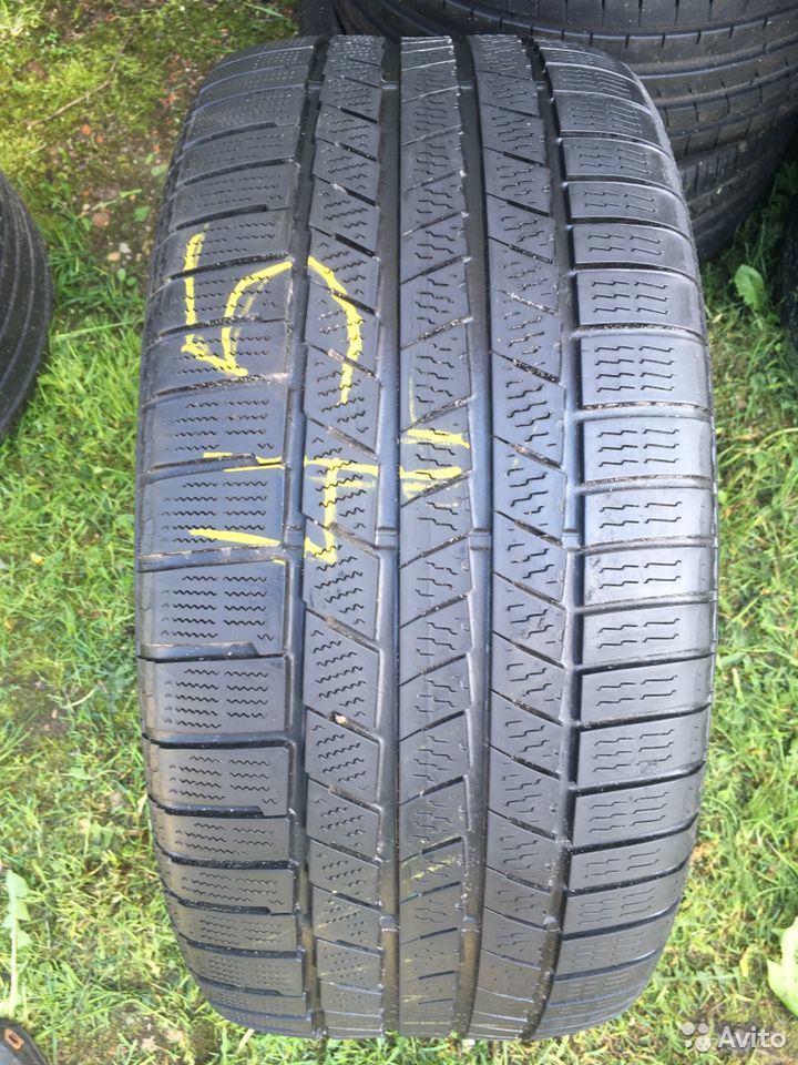 89211101675  285/45 R19 Continental CrossContactWinter
