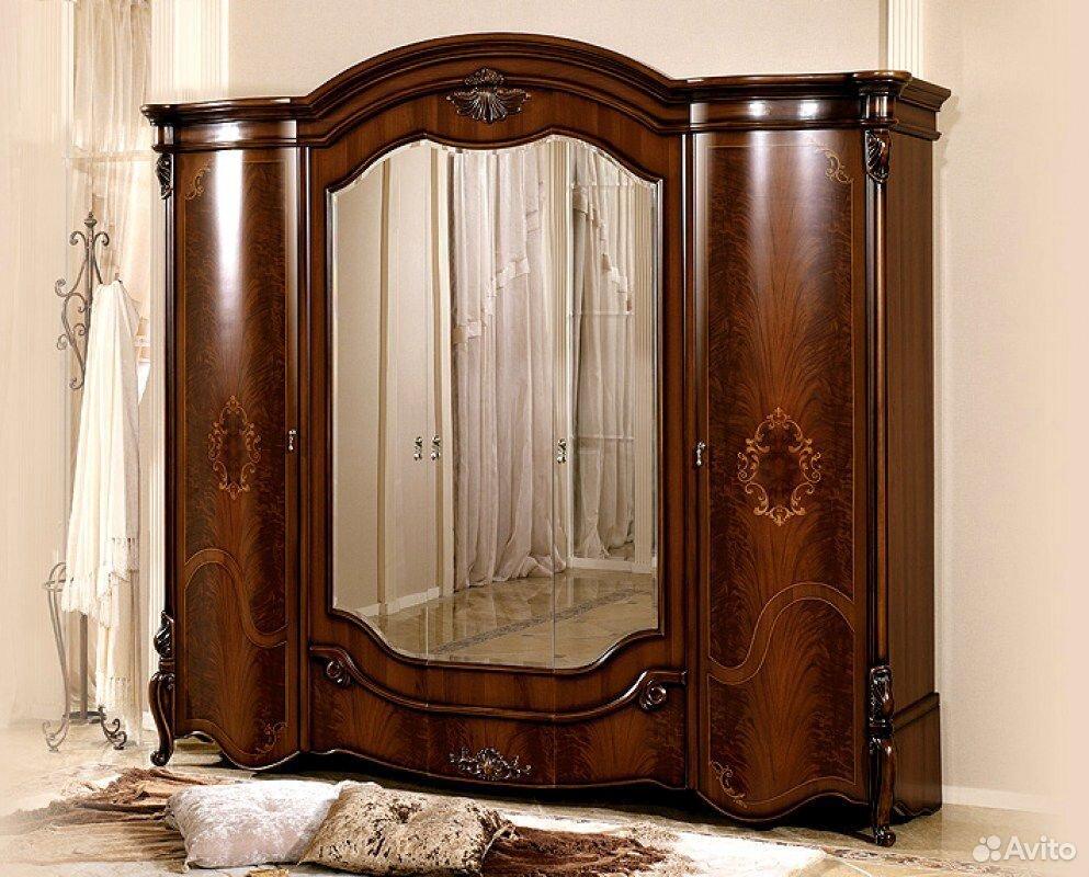 Шкаф 2000х2200х600 4 дверный  89085011166 купить 1