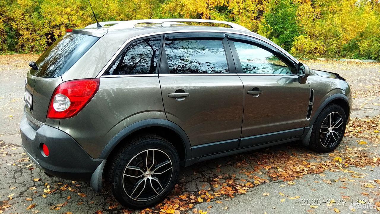 Opel Antara, 2007  89617258214 купить 3
