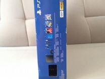Коробка PS 4