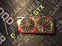 MSI gtx 980 ti gaming 6g