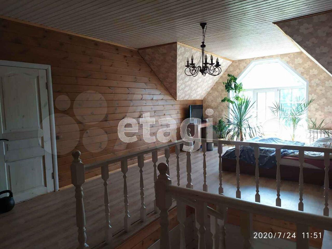 Дом 180 м² на участке 29 сот.  89610031970 купить 2