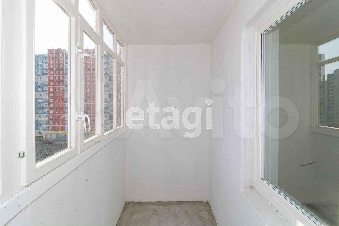 2-к квартира, 58.7 м², 6/14 эт.