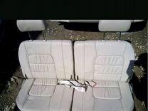Продам третий ряд сидений Тайота лк 100