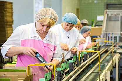 работа в москве для девушек от прямых работодателей