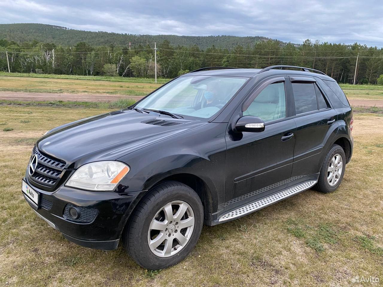 Mercedes-Benz M-класс, 2005  89681482092 купить 1